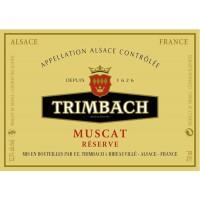 Вино Trimbach Muscat Reserve, 2015 (0,75 л)