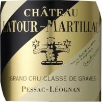 Вино Chateau LaTour Martillac Blanc, 2011 (0,75 л)