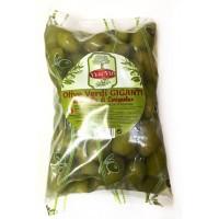 Оливки VesuVio Olive Verdi Dolci Giganti (500 мл)