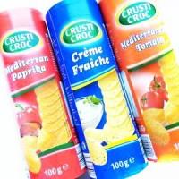 Чипсы Crusti Cros Mediteran Tomato (100 г)