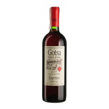 Вино Gotsa Family Wines Saperavi Rose (0,75 л)