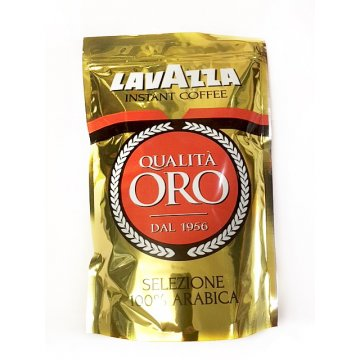 Кофе Lavazza Qualita Oro, растворимый (250 г)