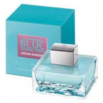 Туалетная вода для женщин Antonio Banderas Blue Seduction for women, 50 мл