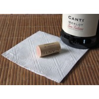 Вино Canti Merlot Terre Siciliane (0,25 л)