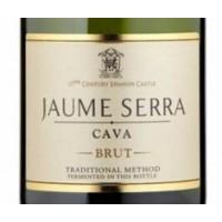 Игристое вино Serra Cava Jaume Serra brut (0,75 л)