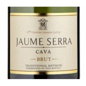 Игристое вино J.Garcia Carrion Cava Jaume Serra Brut Tube (0,75 )
