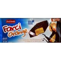 Шоколадный тортик Farci Orange 10 шт, 350 г