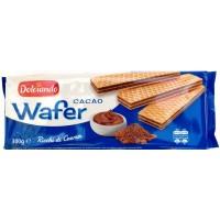 Вафли Dolciando Wafer Cacao, 300 г
