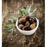 Оливки Vesuvio Olive Mix in Salamonia (500 мл)