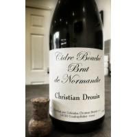 Пиво Christian Drouin Cidre Bouche Brut de Normandie (0,75 л)
