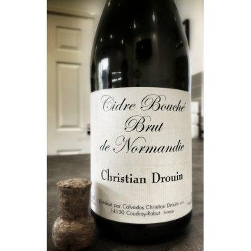 Сидр Christian Drouin Cidre Bouche Brut de Normandie (0,75 л)