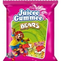 Жевательные конфеты Juicee Gummee Bears(Мишки), 80 г