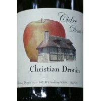 Пиво Christian Drouin Cidre Demi-sec (0,75 л)