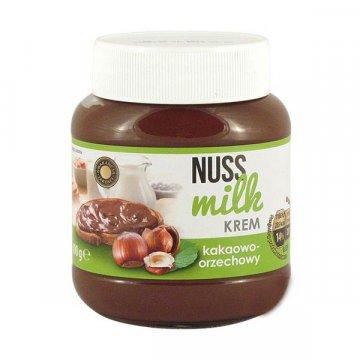 Шоколадная паста Nuss Milk ореховая (400 г)