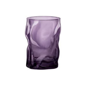 Набор стаканов Bormioli Rocco Sorgente Violet 300 мл, 3шт