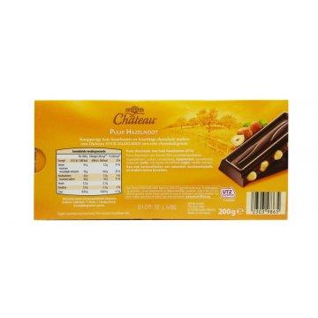 Шоколад Chateau Puur Hazelnoot (200 г)