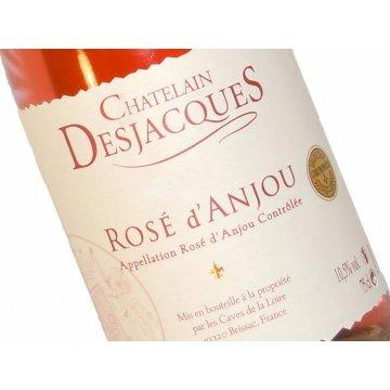 Вино Chatelain Desjacques Cabernet d'Anjou (0,75 л)