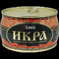Икра Горбуши Lemberg (ж/б), 400 г