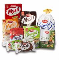Кранчи EMCO Mysli ореховые (750 г)