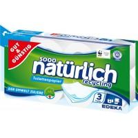 Туалетная бумага Naturlich (8 шт)
