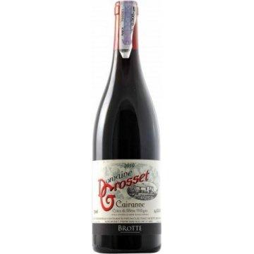 Вино Brotte S.A. Domaine Grosset Cotes du Rhone Village Cairanne (0,75 л)