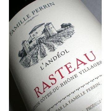 Вино Famille Perrin Rasteau L'Andeol Cotes du Rhone Village (0,75 л)