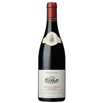 Вино Famille Perrin Perrin Cotes du Rhone Villages (0,75 л)
