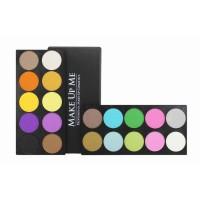 Профессиональная палитра теней 20 цветов Make Up Me P20 - P20