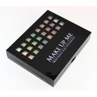 Профессиональная раздвижная палитра теней 96 цветов Make Up Me SP96 - SP96