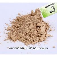 Рассыпчатая минеральная пудра - Make Up Me 3 - LP3