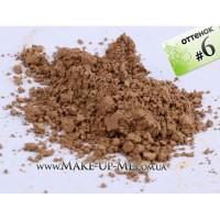 Рассыпчатая минеральная пудра - Make Up Me 6 - LP6