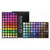 Профессиональная палитра матовых теней 120 цветов Make Up Me P120-5 - P120-5