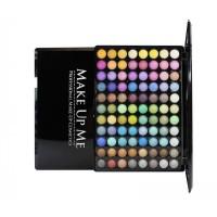 Профессиональная палитра теней с блеском 88 цветов Make Up Me K88