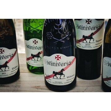 Вино Winiveria Mukuzani, Winiveria (0,75 л)