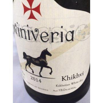 Вино Winiveria Khikhvi Kakhetian, Winiveria (0,75 л)