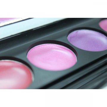 Компактная палитра помад и блесков 5 оттенков Make Up Me L5-4 - L5-4
