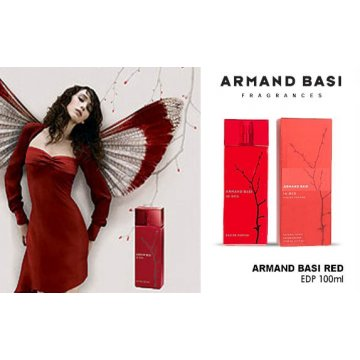 Armand Basi In Red, 100 мл