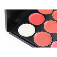 Профессиональная палитра помад для губ 15 цветов Make Up Me L15-1 - L15-1