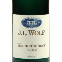 Вино Wolf J.L. Riesling Wachenheimer (0,75 л)