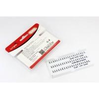 Универсальный набор пучковых ресниц 10, 12, 14мм 60 пучков - Make Up Me LashPro Flare Lashes  - MFX