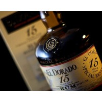 Ром El Dorado 15 Year Old, gift box (0,7 л)