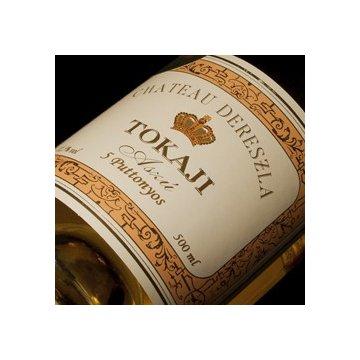 Вино Chateau Dereszla Tokaji Aszu 5 Puttonyos (0,5 л)
