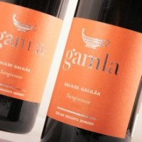 Вино Golan Heights Winery Sangiovese Gamla (0,75 л)