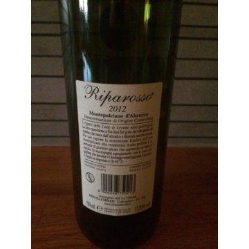 Вино Illuminati Dino Montepulciano d'Abruzzo Riparosso (0,75 л)