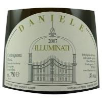 Вино Illuminati Dino Controguerra Bianco Daniele (0,75 л)