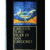Вино Feudi di San Gregorio Greco di Tufo (0,75 л)