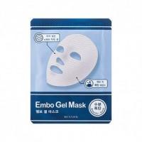 Увлажняющая маска для лица Missha Embo Gel Mask Waterful‐Bomb