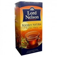 Чай Lord Nelson Rooibos Natural (25шт*2 г)