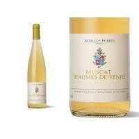 Вино Perrin et Fils Muscat Beaumes de Venise, 2015 (0,375 л)
