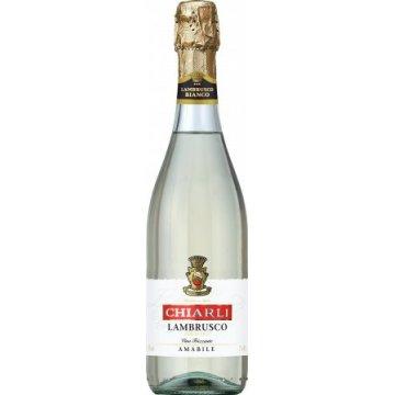 Шампанское Chiarli Lambrusco dell'Emilia Bianco (0,75 л)